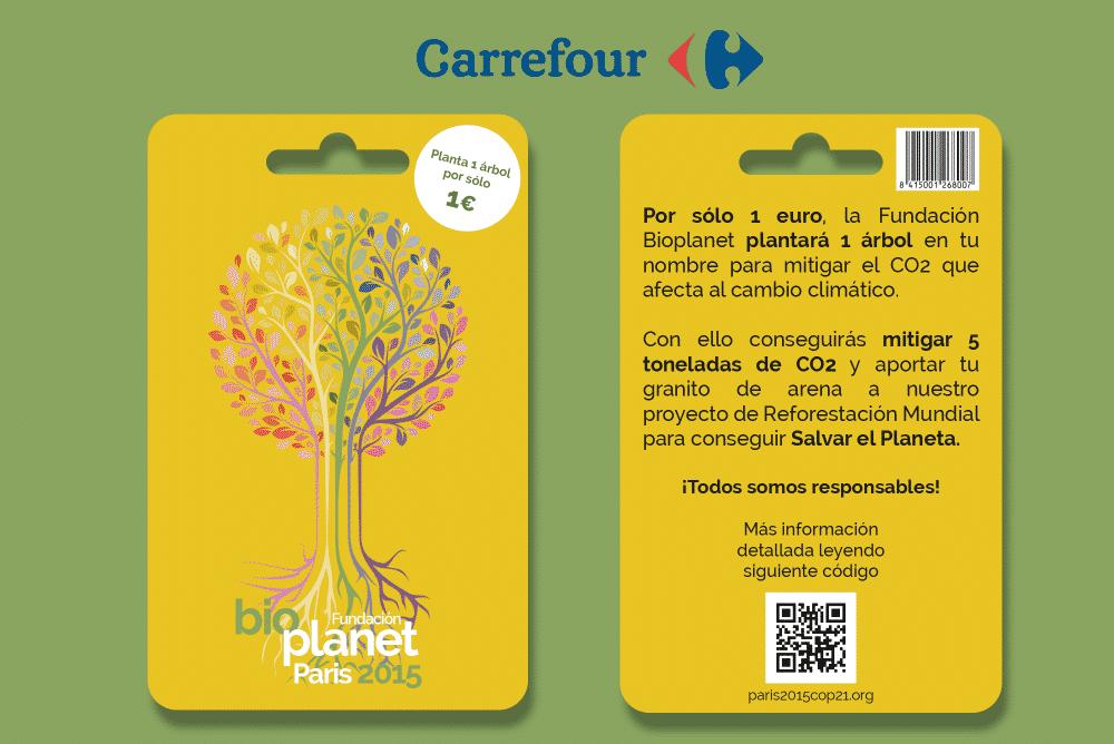 Campaña Medio Ambiente Carreofur