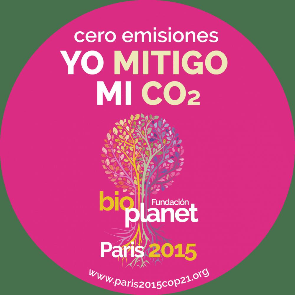 pegatinas Yo Mitigo mi CO2